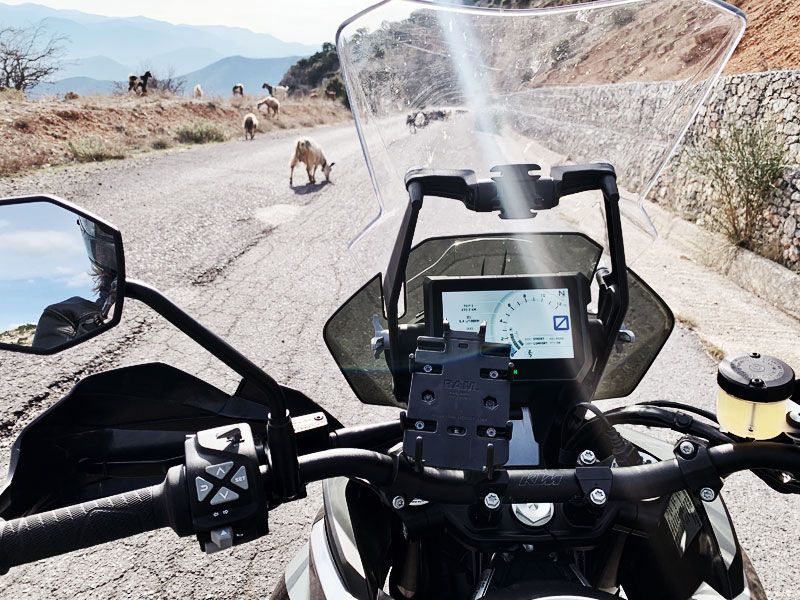 motorcycle tours athens greece